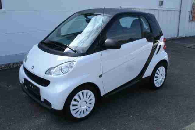 fortwo coupe pure micro hybrid drive