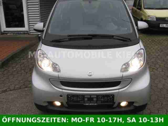 Smart smart fortwo coupe softouch MHD F1 SCHALTUNG