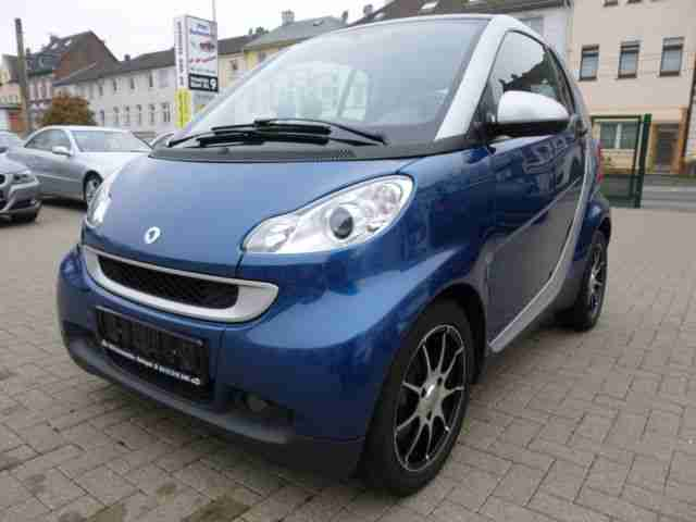 fortwo coupe softouch PANORAMA KLIMA EFH Z