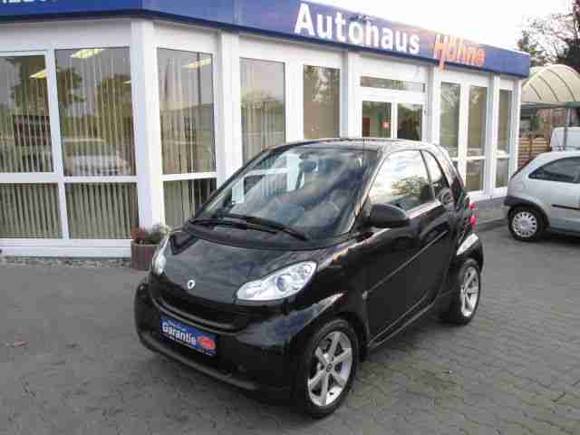 fortwo coupe softouch Pulse Leder Klima