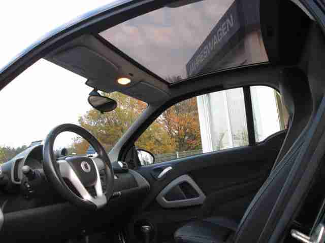 Smart smart fortwo coupe softouch Pulse-Leder-Klima