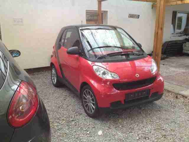 fortwo coupe softouch edition greystyle mi