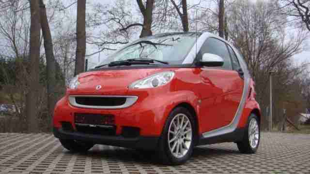 Smart smart fortwo coupe softouch edition limited two