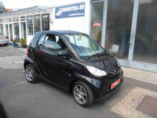 fortwo coupe softouch mhd 1.J Garantie