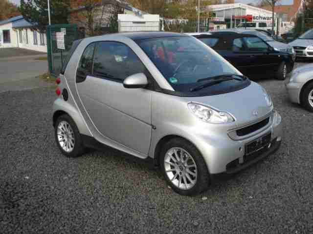 Smart smart fortwo coupe softouch passion