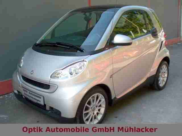 fortwo coupe softouch passion Klima Panora