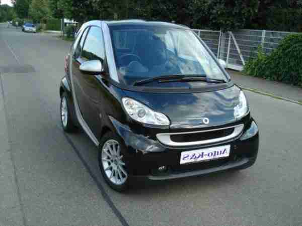 fortwo coupe softouch passion mhd