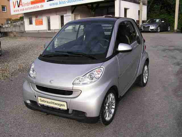 fortwo coupe softouch passion mhd Panorama