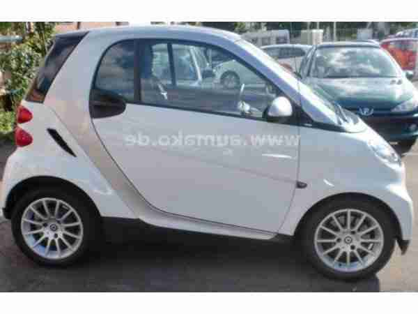 fortwo coupe softouch passion micro hybri