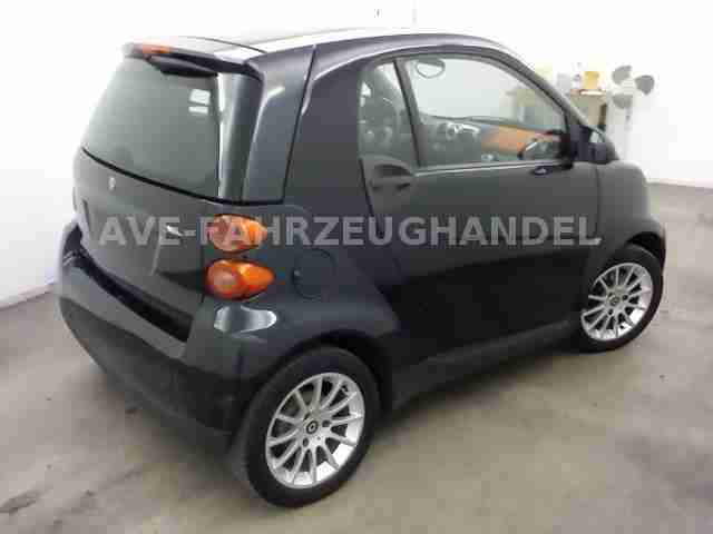 Smart smart fortwo coupe softouch passion micro hybri