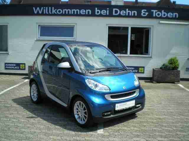 Smart smart fortwo coupe softouch passion micro
