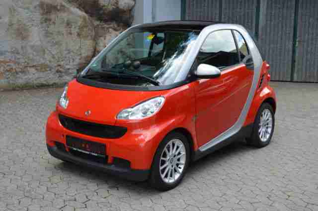 fortwo coupe softouch passion micro hybrid
