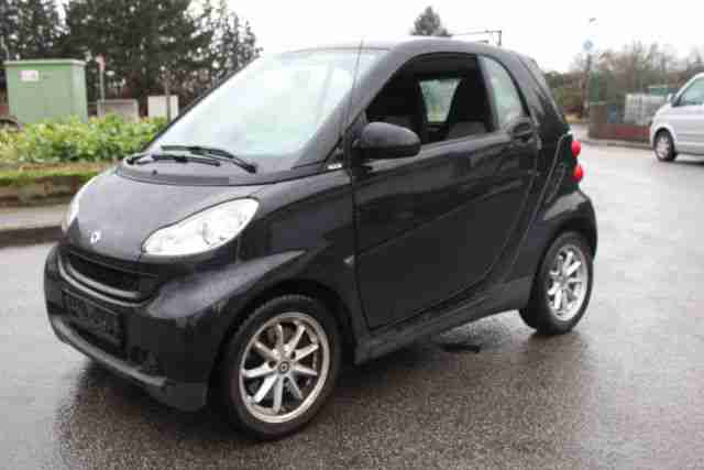 Smart smart fortwo coupe softouch pulse,KLIMA,Panorama
