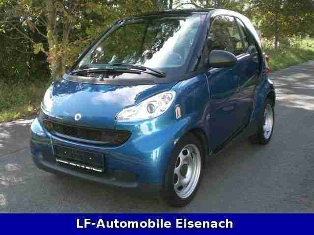 fortwo coupe softouch pure 1.Hd. Sitzhzg..