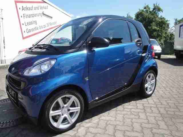 fortwo coupe softouch pure TÜV 08 2015