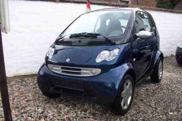 Smart smart fortwo coupe softtouch passion