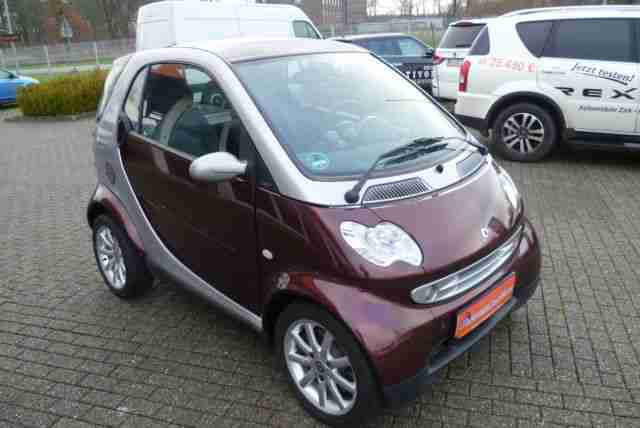 Smart smart fortwo coupe softtouch passion Standh.