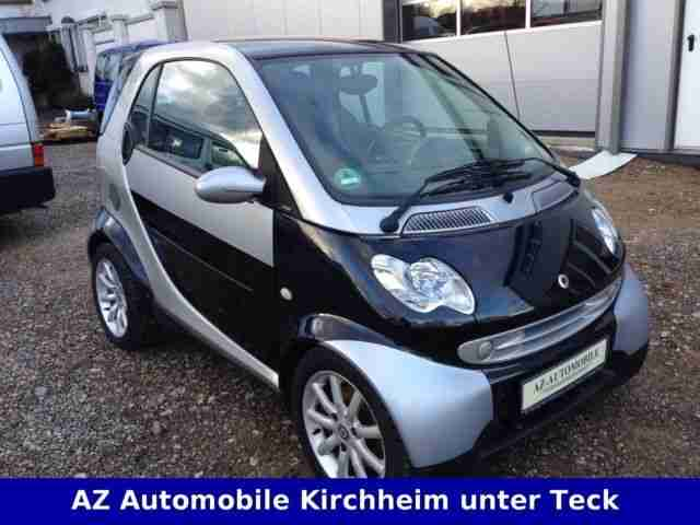Smart smart fortwo coupe softtouch passion*TÜV5/17*SHZ