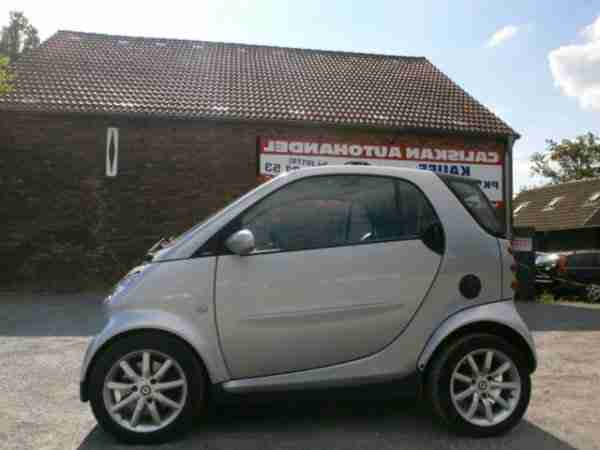 Smart smart fortwo coupe softtouch passion cdi