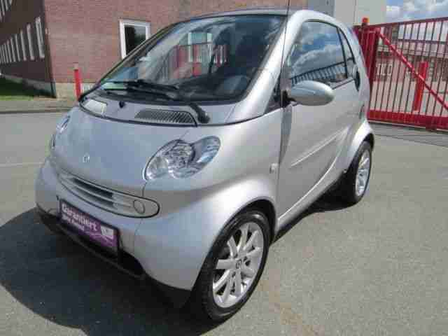 fortwo coupe softtouch passion cdi dpf