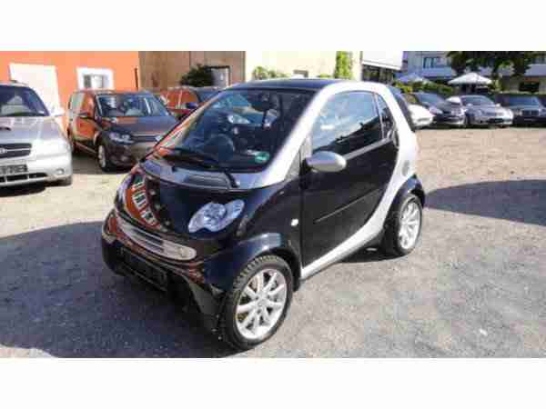 Smart smart fortwo coupe softtouch
