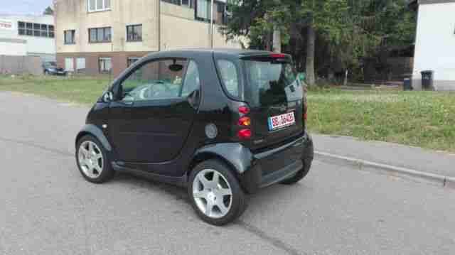 Smart smart fortwo coupe softtouch pure.Automatik