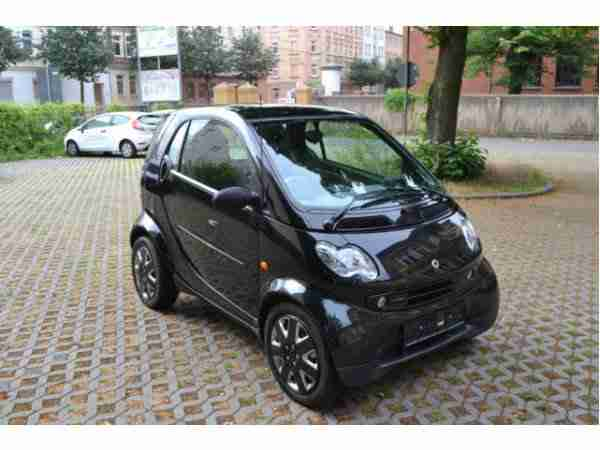 fortwo coupe softtouch pure Klima