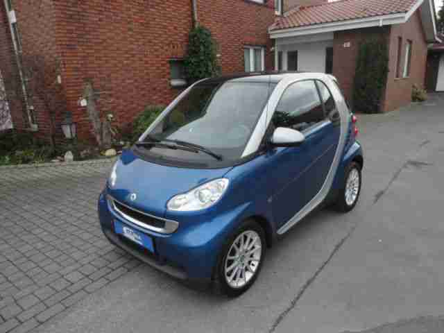 fortwo passion mhd Autom 1.Hand