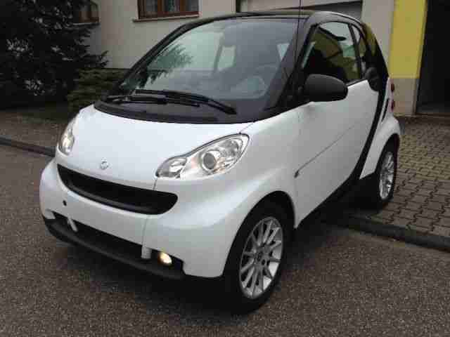 fortwo softouch passion Klima Panorama
