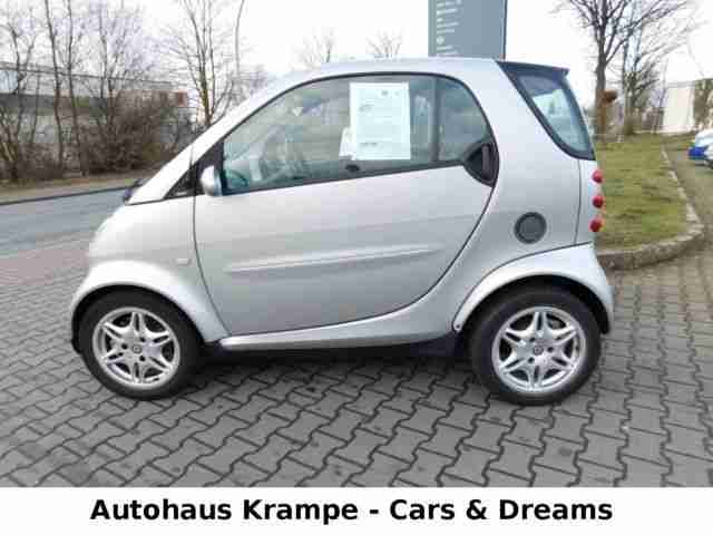 Smart smart & passion ForTwo Klima Checkheft