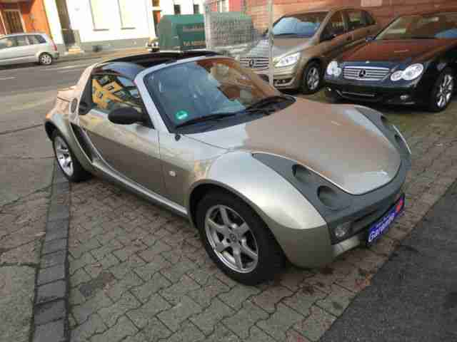 roadster coupe Cabrio softtouch