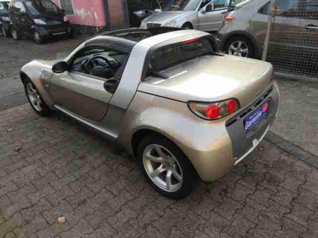 smart smart roadster coupe cabrio softtouch grosse menge von smart fahrzeugen. Black Bedroom Furniture Sets. Home Design Ideas