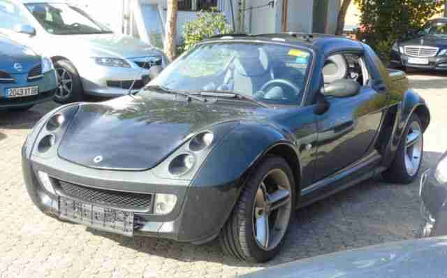 smart smart roadster coupe softtouch hardtop 8 grosse. Black Bedroom Furniture Sets. Home Design Ideas