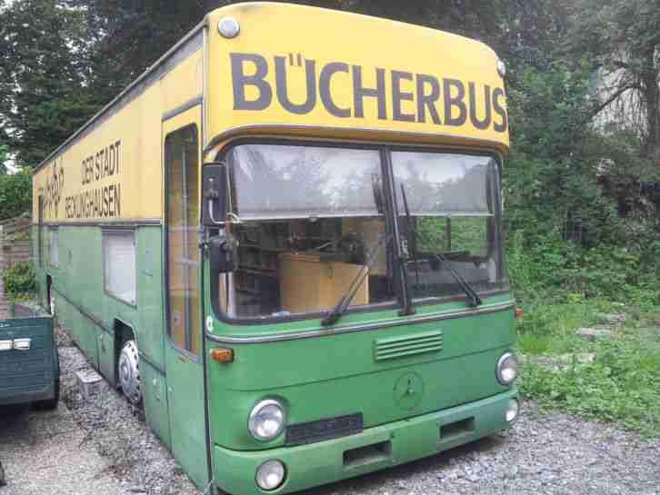 Bücherbus Kaufen
