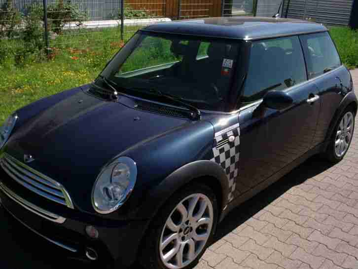 Sondermodell Checkmate, Mini