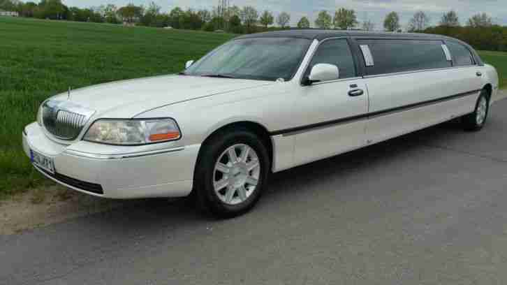 Stretchlimousine Krystal 5 Toor 9sitzer Top Zustand Limo Lincoln Town Car