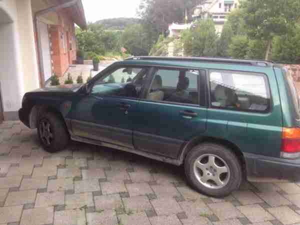 Forester 2.0 EX