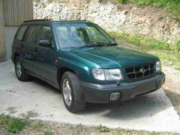 Forester 2.0 GL