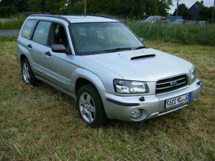 Subaru Forester 2, 0 Turbo