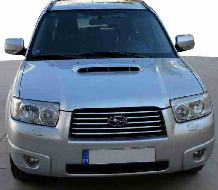 Forester 2.5 4x4 230ps 79tkm.1xHand, Leder,