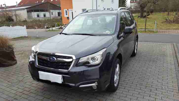 Forester Exclusive 2, 0D, Lineatronic, AHK,