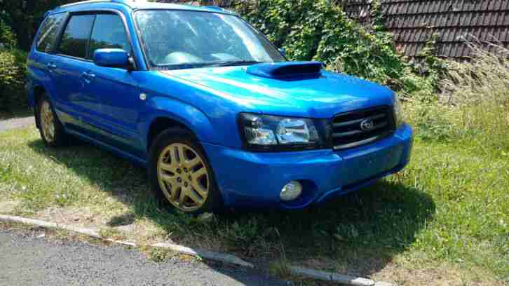 Subaru Forester WR Limited