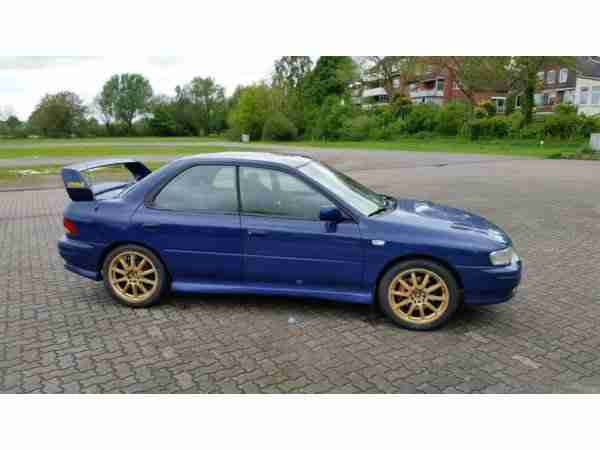 Subaru Impreza WRX V Limeted 310PS