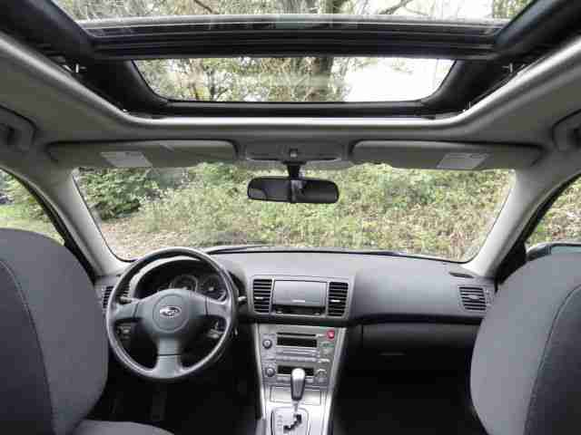Subaru Outback 2,5 AWD Aut. - TOP Zustand!