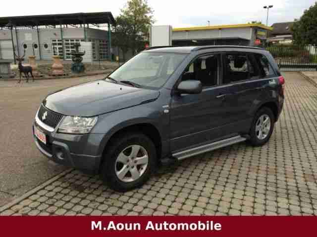 Suzuki Grand Vitara 1.9 DDiS Club DPF Family