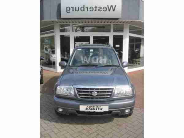 Suzuki Grand Vitara 2.0 Comfort Limited