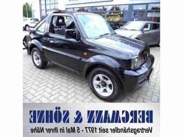 JIMNY 1.3 Cabrio Rock am Ring 1.Hd, Wint