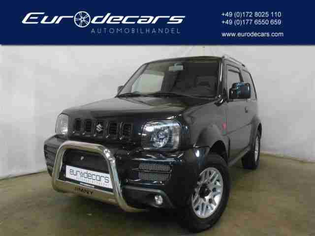 Jimny 1.3 4x4 Black White Klima