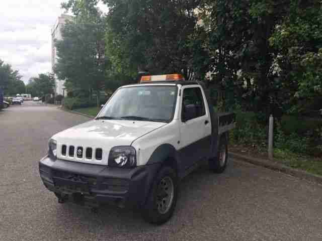Suzuki Jimny 1.5 DDiS Club Pick Up Wiensterdienst
