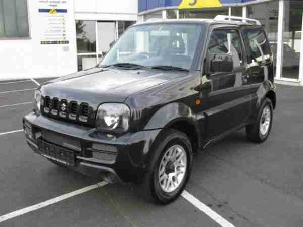 Jimny Black White Klima